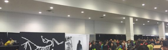 Hiring up for the Annual Arc'teryx Warehouse Sale ( Vancouver Convention Center) Oct 7 through 15th 2019!